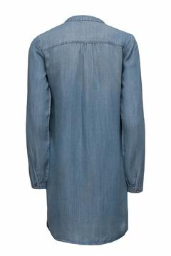 Shoptiques Product: Denim Blue Dress