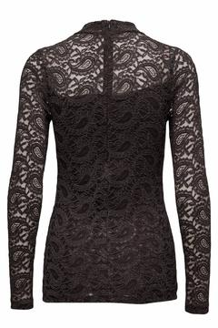Shoptiques Product: Lace Black Top
