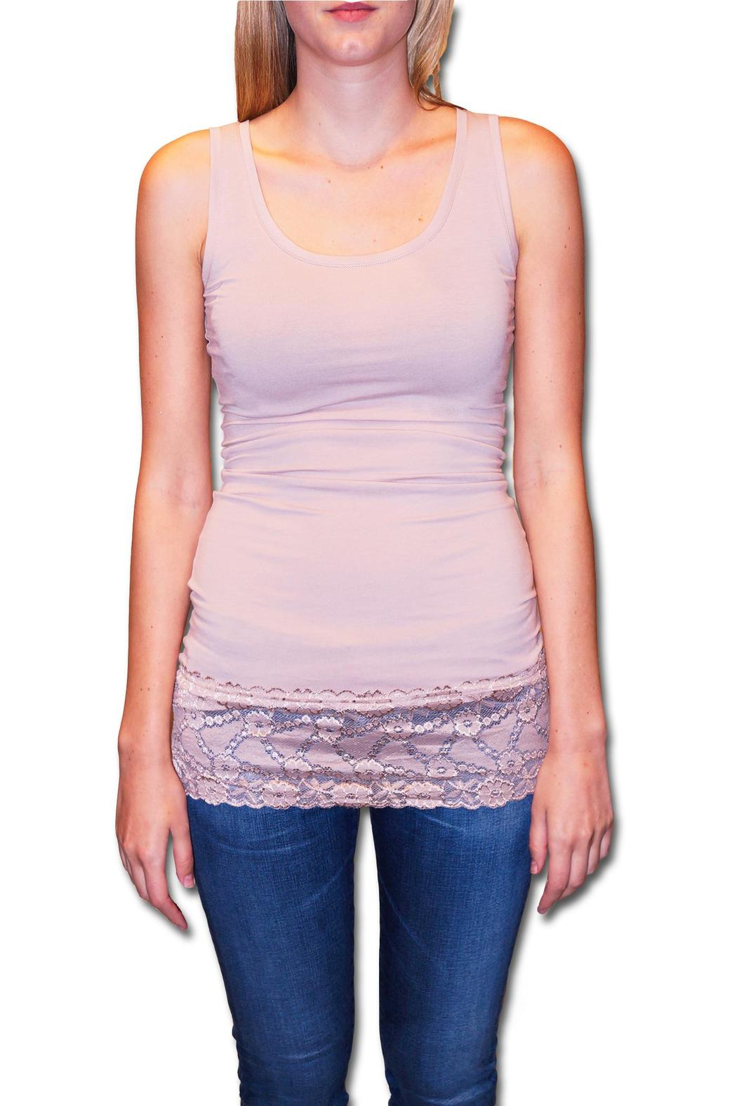 6a127900a201b1 Soyaconcept Lace Layering Tank from Vancouver by Get Dressed ...