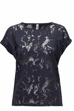 Soyaconcept Midnight Blue Blouse - Product List Image