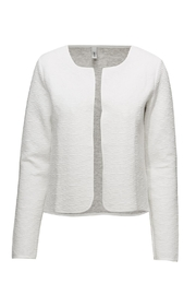 Soyaconcept Offwhite Short-Textured Cardigan - Product Mini Image