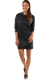 Soybu Hooded Dress - Front cropped