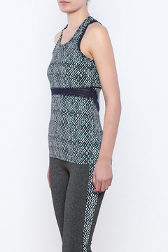Shoptiques Product: Layered Racerback Top