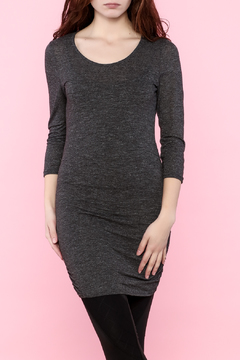 Shoptiques Product: Dark Gray Tunic