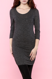 Soybu Dark Gray Tunic - Product Mini Image