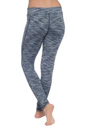 Soybu Space Dyed Legging - Front full body