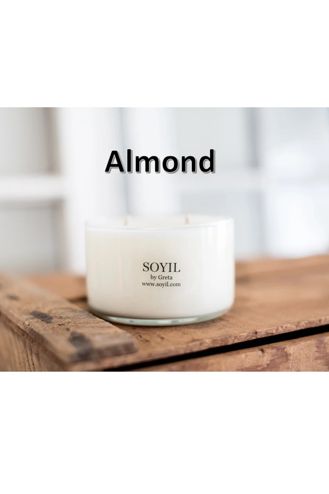 Soyil by Greta Soyil Candles - Front Cropped Image