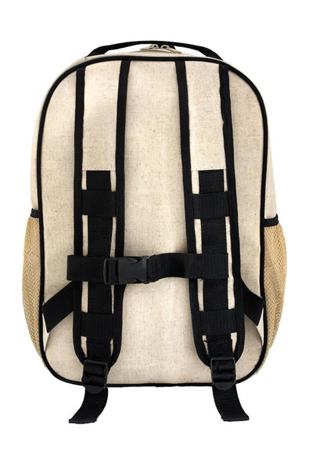 SOYOUNG Printed Backpack - Front Full Image