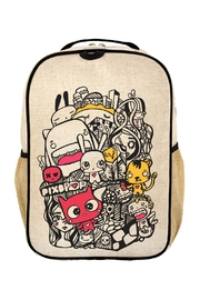 SOYOUNG Backpack: Pishi Friends - Front cropped