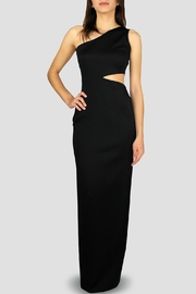 SoZu Cutout Waist Dress - Product Mini Image