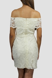 SoZu Lace Cocktail Dress - Side cropped