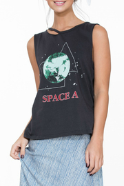 En Creme Space A Tee - Product Mini Image