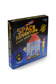 Brybelly Space Adventure Roarin' Rocket Play Tent - Other