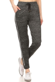 LEGGINGS MANIA Space Dye Jogger - Front full body