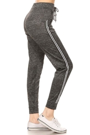 LEGGINGS MANIA Space Dye Jogger - Front cropped