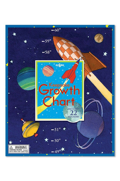 Eeboo Space Growth Chart - Product List Image