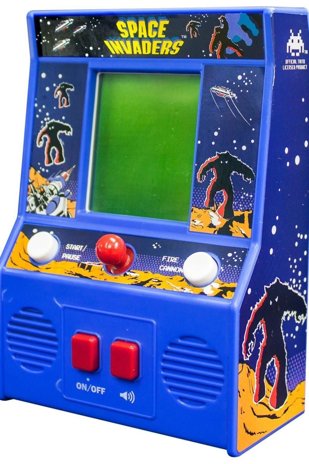 Schylling Toys Space Invaders Game - Main Image