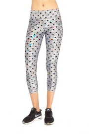 Terez Space Splatter Capri - Product Mini Image