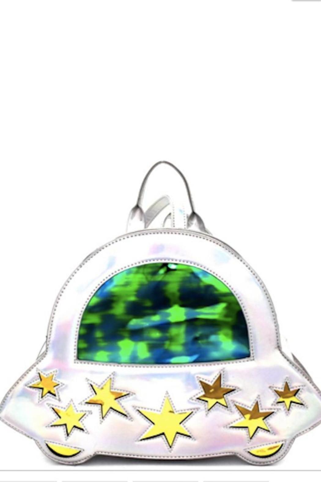 Bag Boutique Spaceship Bag - Front Cropped Image