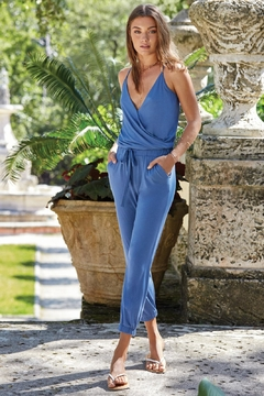 Elan Spaghetti Strap Jumpsuit - Alternate List Image
