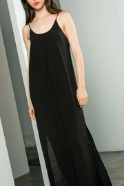 THML Clothing Spaghetti Strap Maxi - Product Mini Image