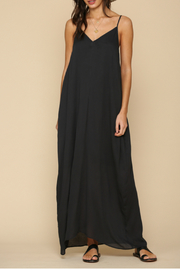 By Together  Spaghetti strap  maxi dress - Front cropped