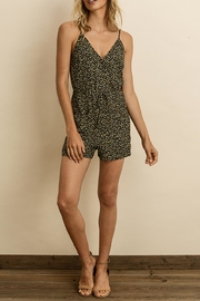 dress forum Spaghetti Strap Romper - Product Mini Image