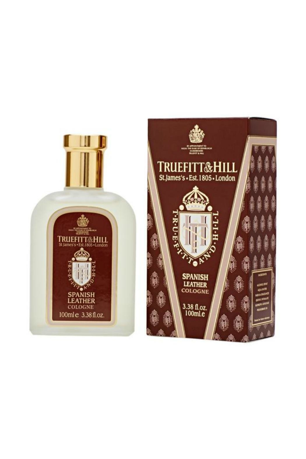 TRUEFITT AND HILL Spanish Leather Cologne - Main Image