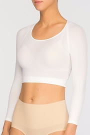 Spanx Arm Tights - Front full body