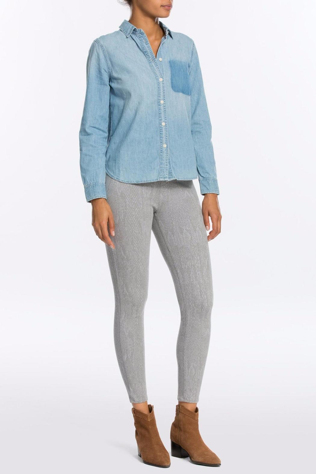 Spanx Denim Ankle Legging - Main Image