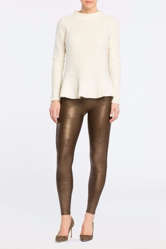 Shoptiques Product: Faux Leather Legging