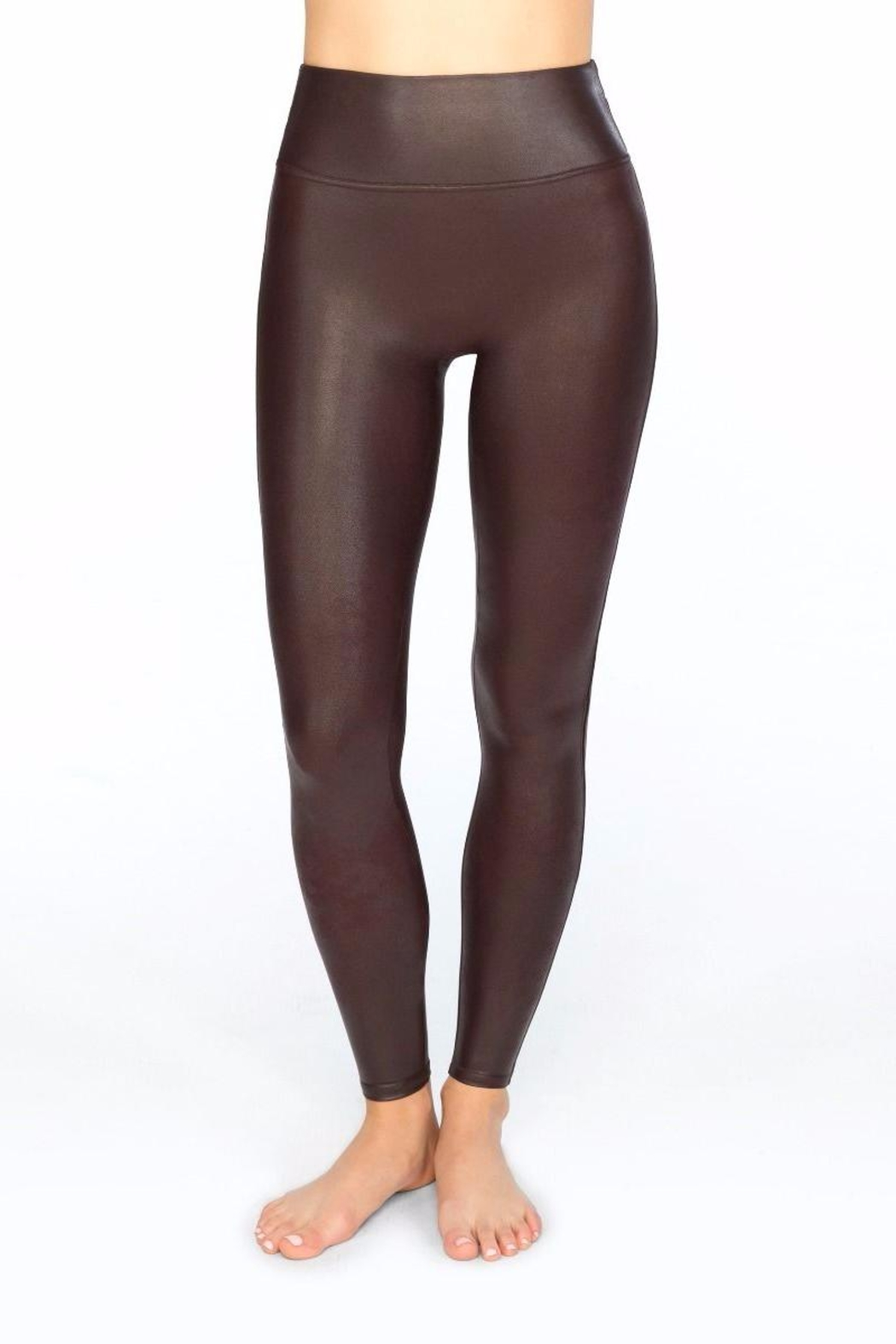 Spanx Faux Leather Legging From Canada By Blue Sky