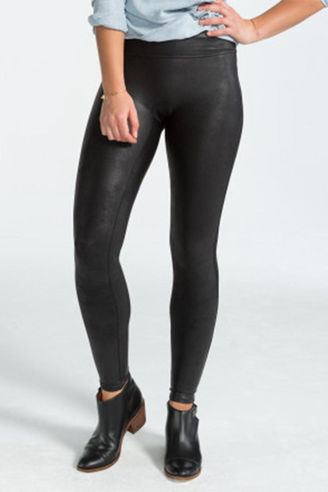 Spanx Faux Leather Legging - Main Image