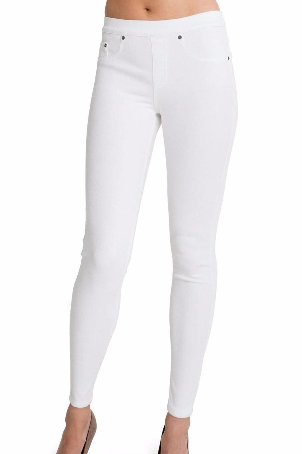 Spanx Denim Ankle Leggings from Statesboro by Sole — Shoptiques