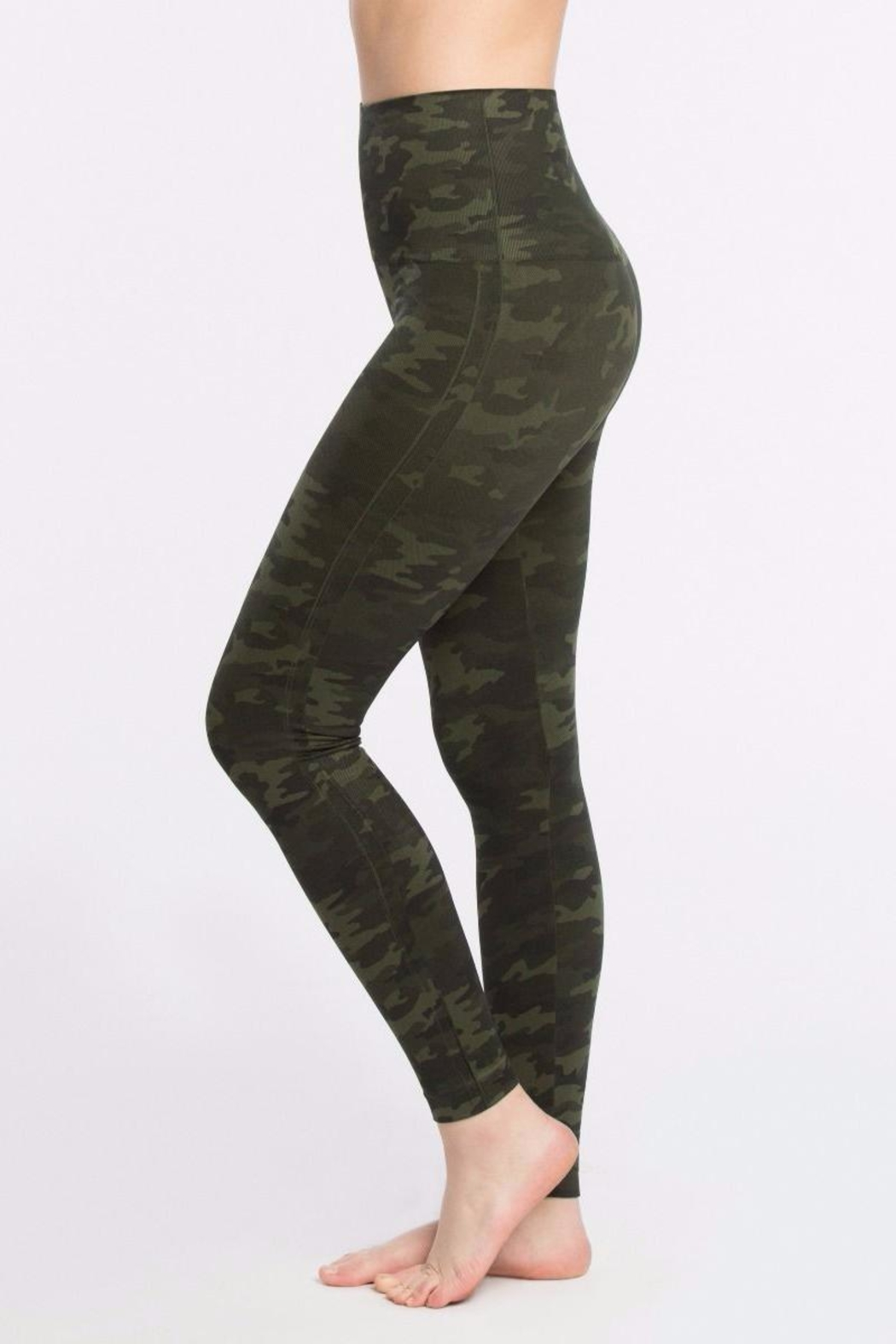 Spanx Look At Me Leggings - Front Full Image