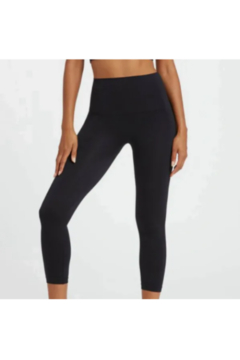Shoptiques Product: Spanx Look At Me Now Cropped Seamless Leggings