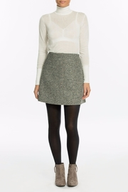 Spanx Luxe Leg Tights - Back cropped