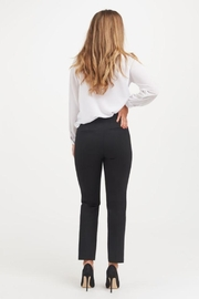 Spanx Perfect Black Pant - Slim Straight - Side cropped