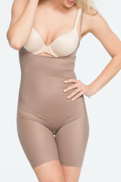 Spanx Reversible Open Bust Shapewear - Alternate List Image