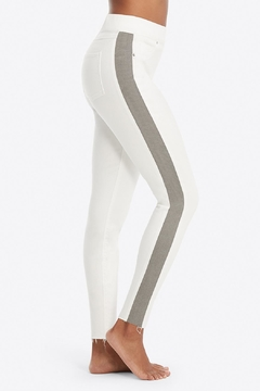 Spanx Side Stripe Distressed-Skinny - Product List Image