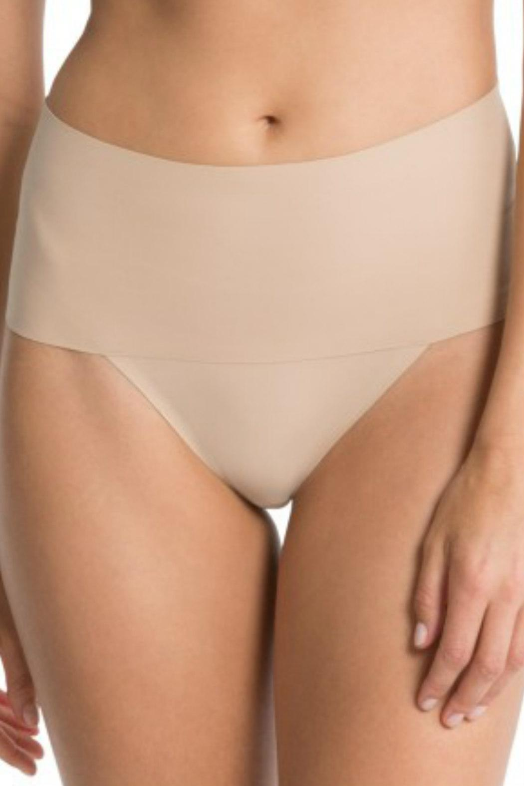 Spanx Undie Tectable Thong - Main Image