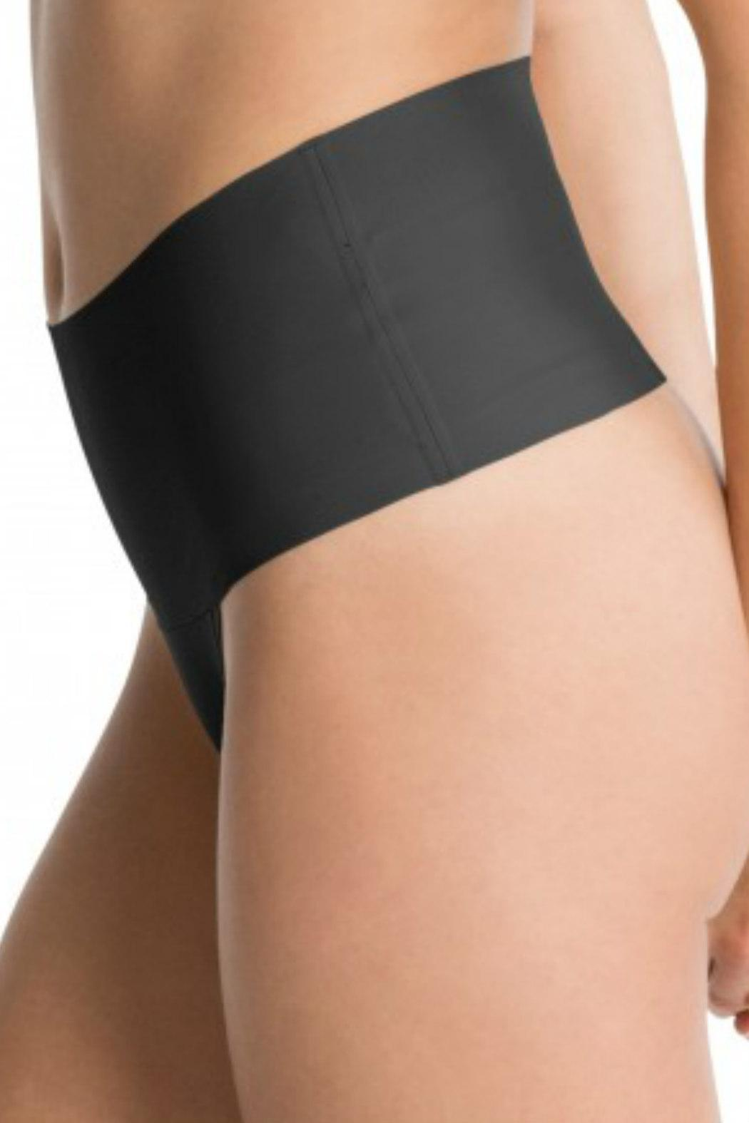 Spanx Undie Tectable Thong - Front Full Image