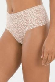 Spanx Undie Tectable Thong - Front full body