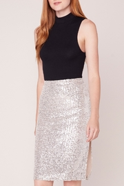 BB Dakota Spark Joy Sequin Skirt - Product Mini Image