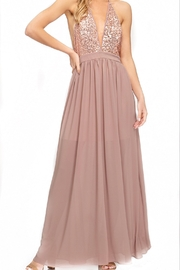 She + Sky Sparkle Babe Maxi Dress - Product Mini Image