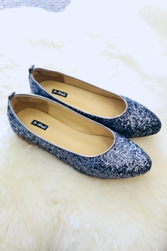 Be Mae Shoes Sparkle Ballet Flat - Product List Image