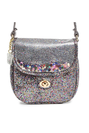 Me Oui Sparkle Crossbody Purse - Front cropped