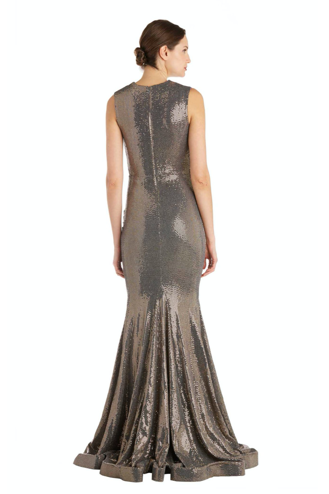 Issue New York Sparkle Dress - Front Full Image