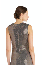 Issue New York Sparkle Dress - Back cropped