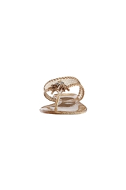 Jack Rogers Sparkle Gold Sandal - Product Mini Image